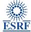 ESRF Website